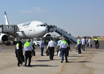 اعزام 1500 زائر خانه خدا از فرودگاههای کشور