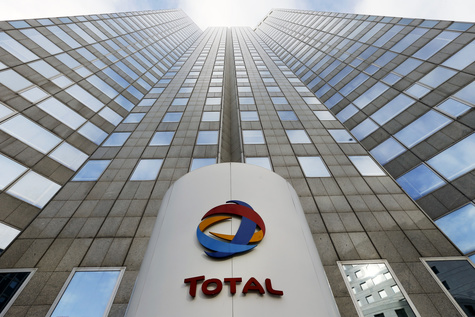 France's Total to go ahead with major Iran gas project: CEO