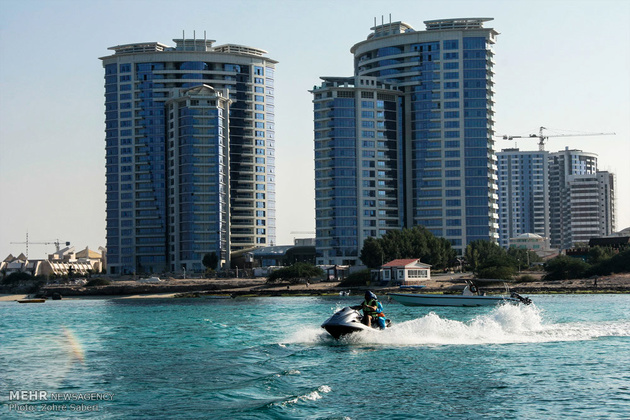 Iran's Kish Island joins World Tourism Organisation