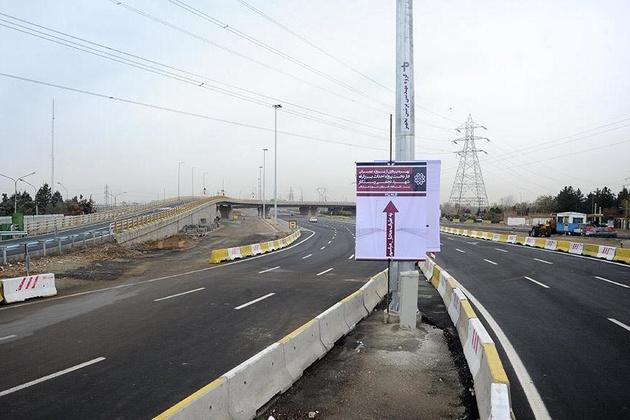 تلاش برای تکمیل زیرگذر تقاطع آزادگان-نجفی رستگار تا عید فطر