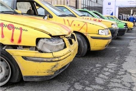 مسکوت ماندن نوسازی تاکسیهای برون شهری به دلیل عدم تعهد شرکت خودروساز