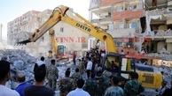 گزارش تصویری/ عملیات آوار برداری مناطق زلزله زده