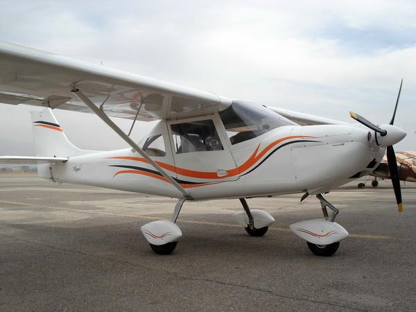 پروازهای آموزشی و تفریحی هواپیماهای فوق سبک متوقف شد