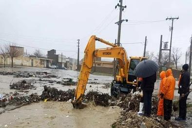 خسارت سیلاب به راههای کرمان ۶۰۰ میلیارد ریال اعلام شد
