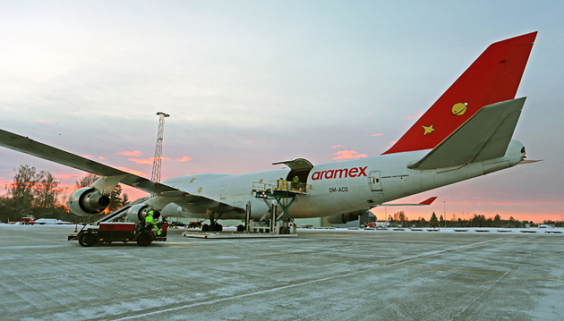 Air Cargo Global Launches Cargo Service Between Oslo and Tianjin