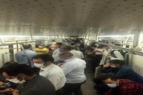عکس  آیا مترو میتواند عامل انتقال ویروس کرونا باشد؟