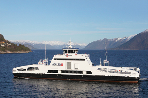Norway opts for greener future fleet