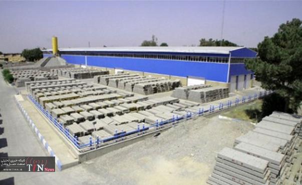 ◄ تولید ۱ میلیون قطعه تراورس بتنی در سال