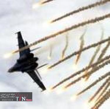 سقوط جنگنده روسی