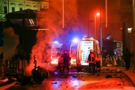 تلفات انفجارهای استانبول به ۲۹ کشته و ۱۶۶ زخمی افزایش یافت