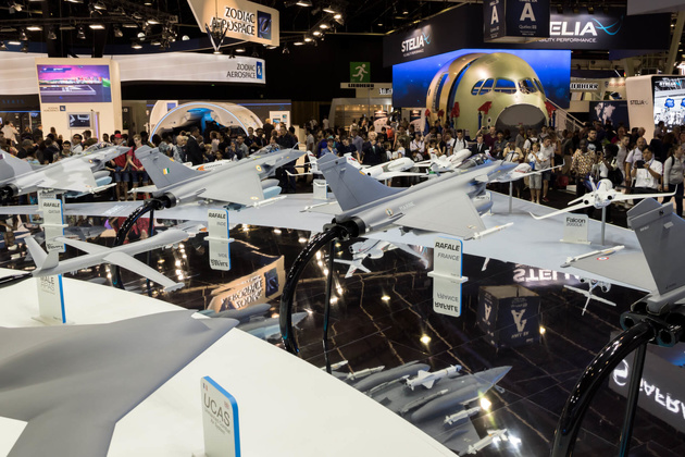Paris Air Show 2021 canceled over COVID-19 uncertainty
