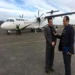 افزایش پروازهای نوروزی در فرودگاه نوشهر