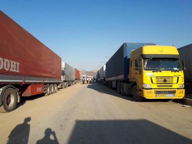 کامیون های ایرانی ورودی به قره باغ باید مالیات پرداخت کنند