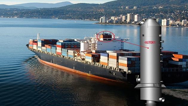 بیش از پانصد نوع کشتی در نوبت نصب اسکرابر