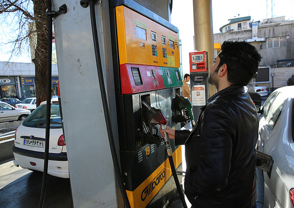 مصرف بنزین کل کشور در سطح تراز طبیعی قرار گرفت