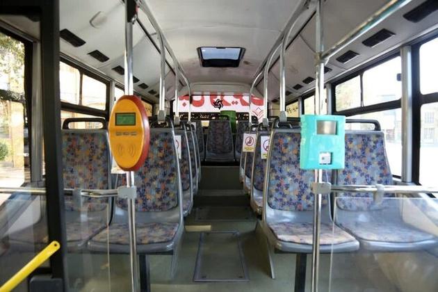 نقص سیستم گرمایشی ناوگان اتوبوسرانی مشهد برطرف شد