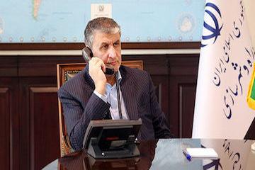 قول همکاری وزیر عراقی برای تکمیل خط آهن شلمچه – بصره