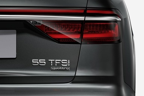 Audi's New Powertrain Badging Is Very Confusing