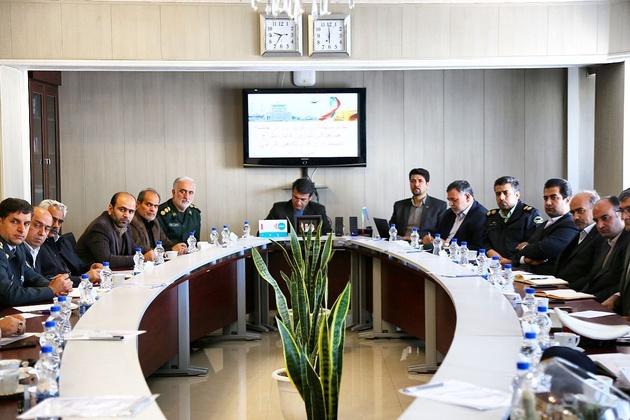 برگزاری اولین جلسه مانور طرح اضطراری سال 97 در فرودگاه مشهد