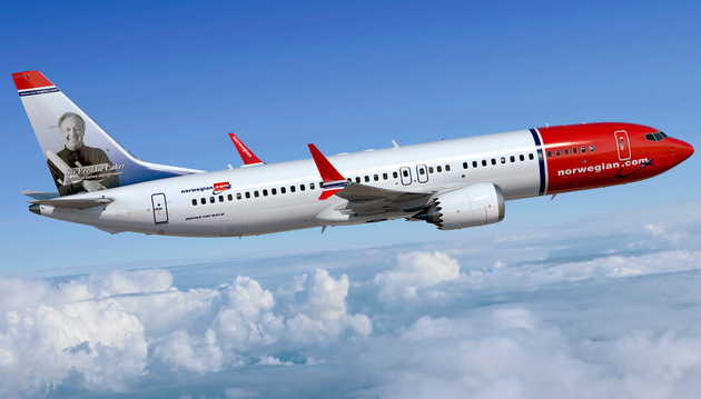 Norwegian Signs Flight Training Agreement with Boeing