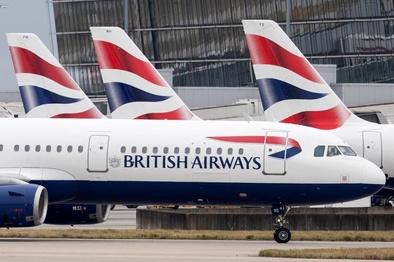شکایت شرکتهای هواپیمایی علیه دولت انگلیس