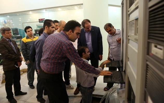 آغاز نصب و راهاندازی سیستمهای رکوردر مرکز کنترل فضای کشور