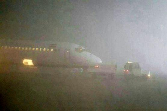 6 پرواز فرودگاه اهواز لغو شد