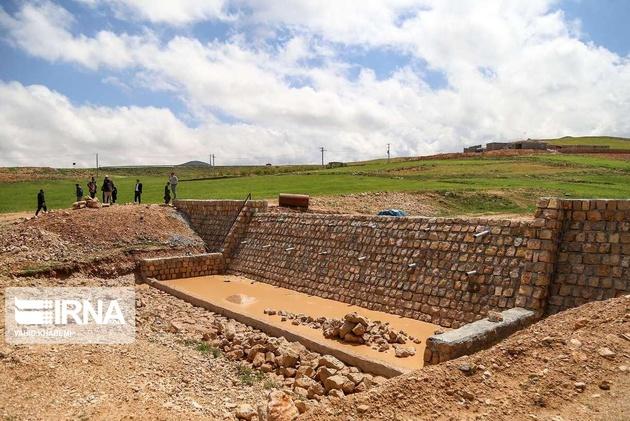 شهمیرزاد از اجرای طرح آبخیزداری حوضه گل رودبار بهرهمند شد