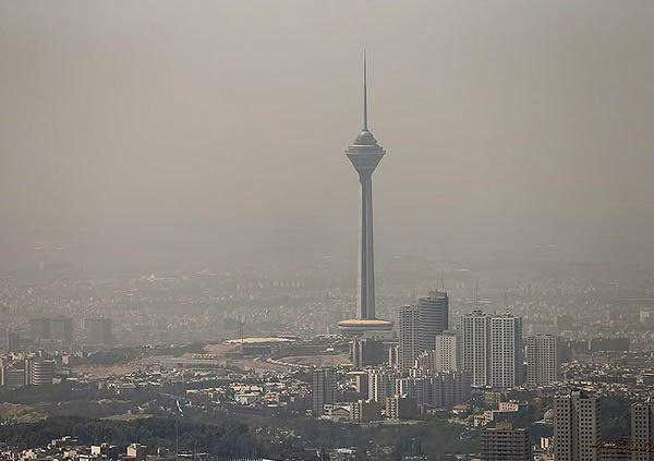 ردپای آلاینده «رادون» در هوای تهران