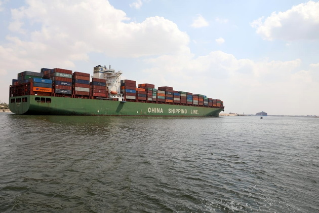 Suez Canal Says Ship Backlog Cleared