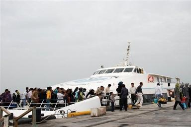 نرخ کرایه ترددهای دریایی در هرمزگان افزایش یافت