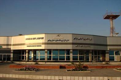 نظارت بر ارتفاع ساختوسازها در اطراف فرودگاه بوشهر