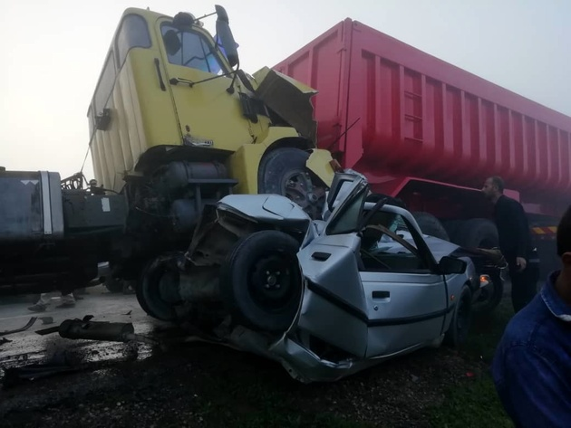 آمار تکاندهنده پزشکی قانونی از تصادفات نیمه اول سال: ساعتی 2 کشته در جادهها