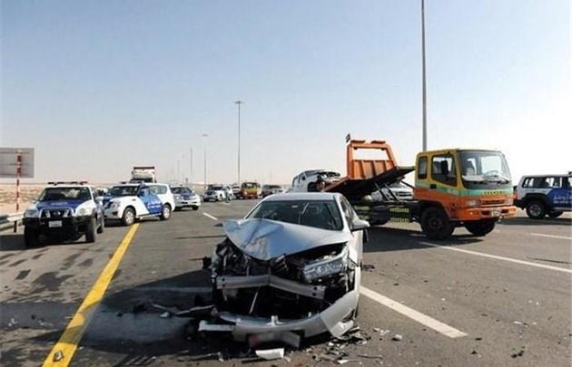 کاهش 6 درصدی تصادفات جادهای استان مرکزی