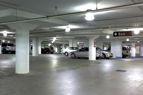 افتتاح پارکینگ طبقاتی شاهرود به زودی