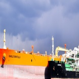 AET Tankers conducts its first LNG bunkering operation
