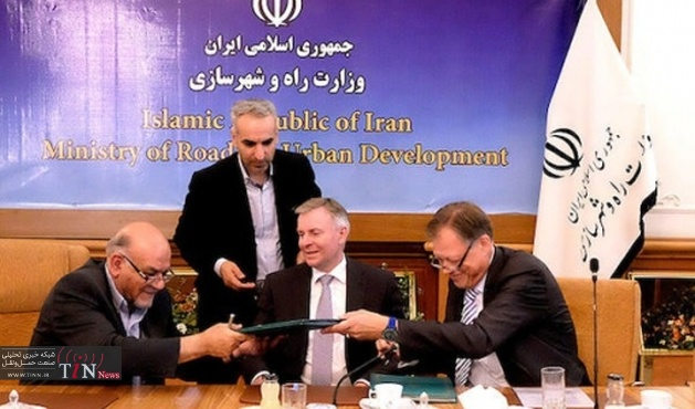 پاراف پیشنویس تفاهمنامه حمل و نقلی میان ایران و اتریش