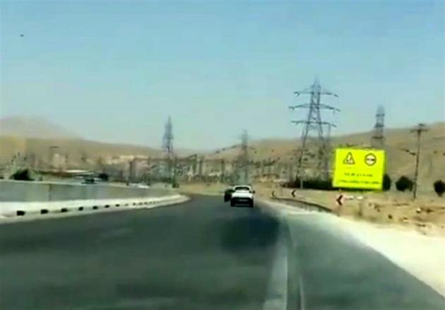 پرونده اتفاقات جاده شیراز-خرامه روی میز وزیر راه