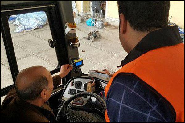 دردسر جدید رانندگان اتوبوس + عکس