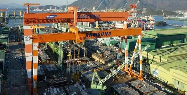 Samsung Heavy develops autonomous ship systems
