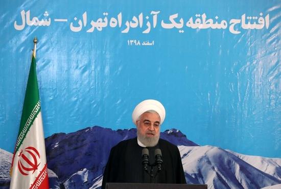 تصاویر| افتتاح منطقه یک ازاد راه تهران - شمال