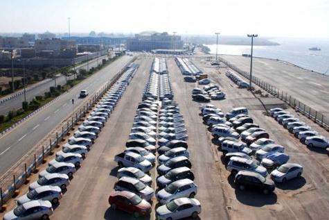 قیمت خودرو در مناطق آزاد