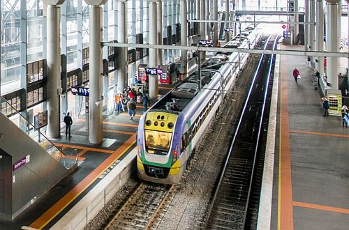 Melbourne Airport rail link set to take off