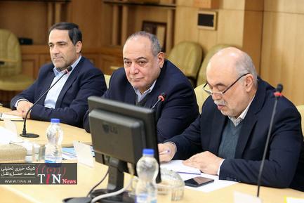 برگزاری شورای معاونین با حضور وزیر راه و شهرسازی