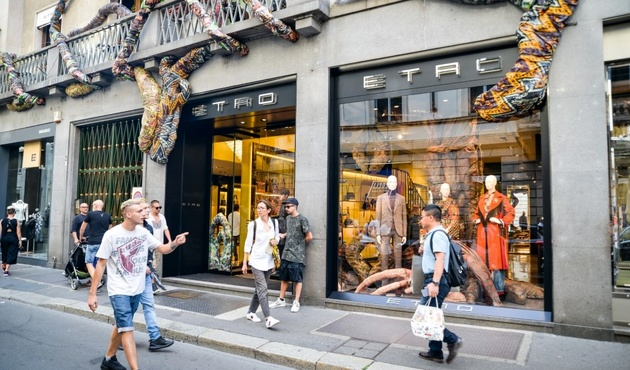TOP 10 SHOPPING STREETS AROUND THE WORLD