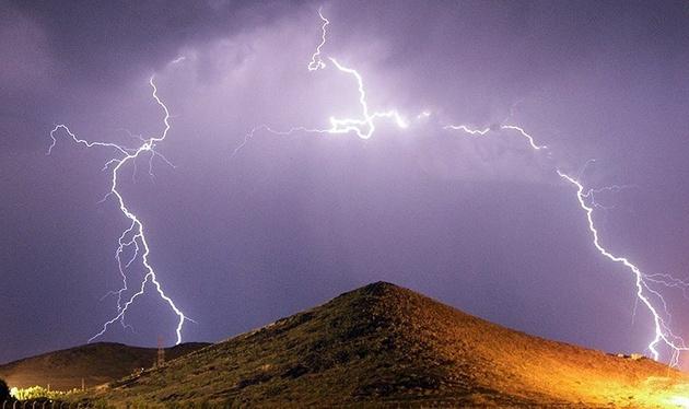پیش بینی بارش باران در ۱۲ استان تا روز یکشنبه