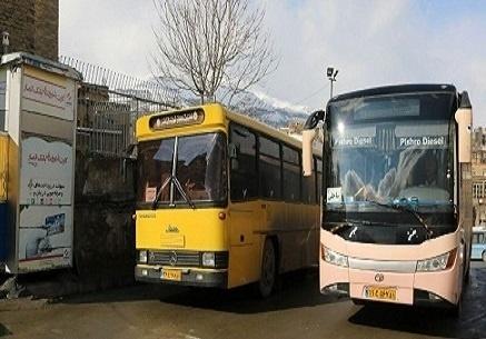 دسترسیهای جدید با تغییر مسیر و افزایش خطوط اتوبوسرانی منطقه 22