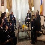 روابط تجاری مازندران و ارمنستان توسعه یابد