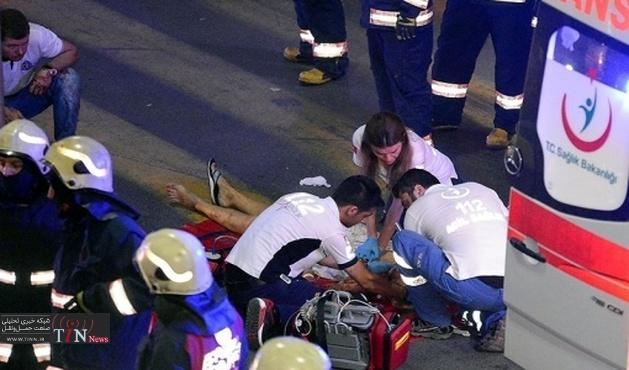 نام ایرانی کشتهشده در فرودگاه استانبول اعلام شد