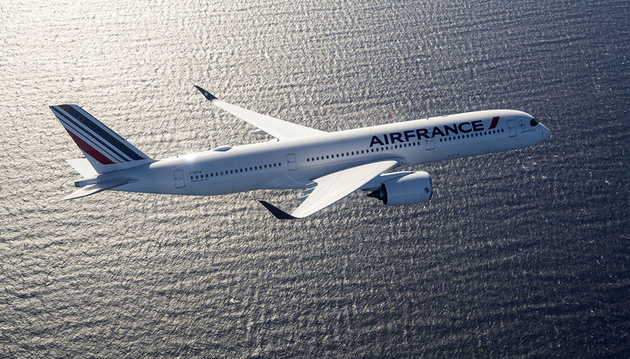 Air France Takes Delivery of its First A350 XWB